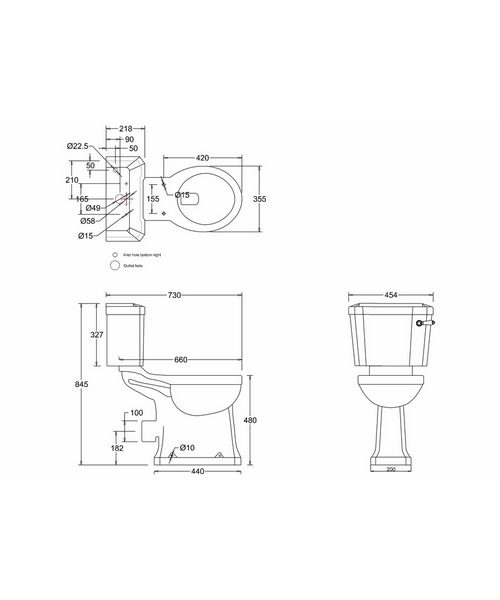 Technical drawing 9724 / P12