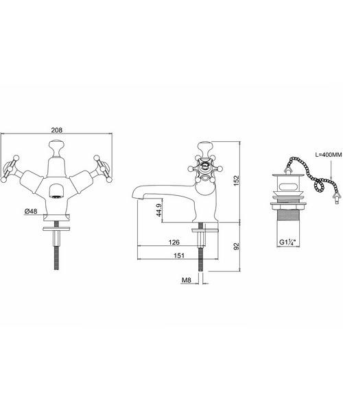 Technical drawing 9769 / BI5