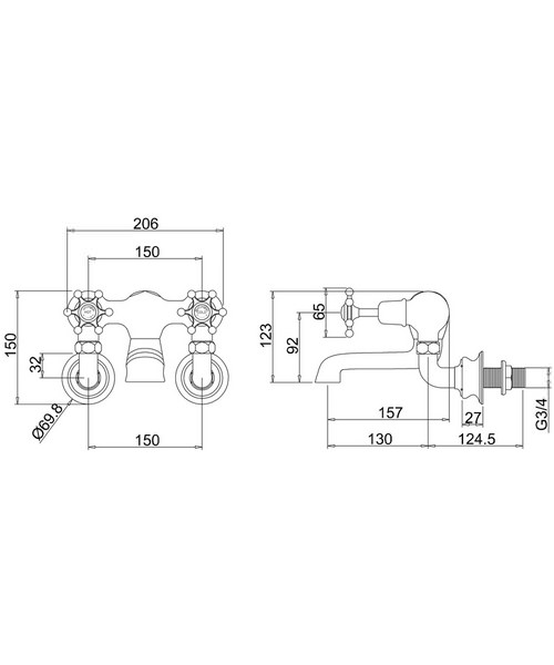 Technical drawing 9791 / BIR24